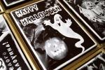 Пряники к хэллоуину